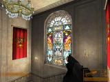 "Sniper: Path of Vengeance Windows The ""tasteful"" decor in the Mayor's mansion."