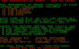 Monuments of Mars DOS The shareware reminder and order screen