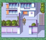 Bishōjo Senshi Sailor Moon: Another Story SNES Outside the house