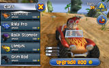 Beach Buggy Blitz Android Car selection