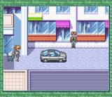 Bishōjo Senshi Sailor Moon: Another Story SNES Your home district. Some cars are around...