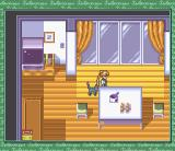 Bishōjo Senshi Sailor Moon: Another Story SNES Nice living room!