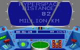 The Halley Project: A Mission In Our Solar System Amiga Hyperspace distance
