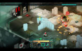 Transistor Windows Use obstacles in the environment to avoid incoming attacks while the action bar is recharging.