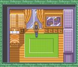 Bishōjo Senshi Sailor Moon: Another Story SNES Nicely decorated bedroom