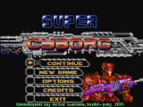 Super Cyborg  (Windows