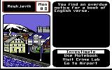 Where in Europe is Carmen Sandiego? Commodore 64 Found a clue.
