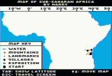 Dr. Livingstone, I Presume? Apple II Map overview