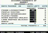 Dr. Livingstone, I Presume? Apple II Viewing player accomplishments