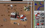 Command & Conquer DOS Prepping to take over the control of a GDI Ion Cannon by capturing advanced radar center.