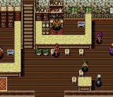 Brain Lord SNES Starting the game in an inn