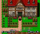 Brain Lord SNES The town looks nice...