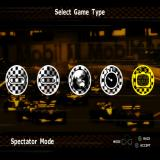 Formula One 2001 PlayStation 2 The Game selection menu