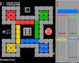 Chińczyk Amiga Game start up