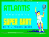 Super Brat ZX Spectrum Title screen