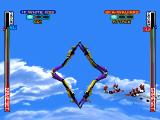 Skydiving Extreme PlayStation White Kiss vs Air Walkers. I executed... Formation 4. Diamond.