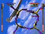 Skydiving Extreme PlayStation Stage 5 - Germany. Sun trick!
