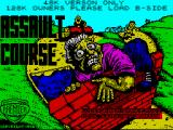 Assault Course: Combat Academy ZX Spectrum Title screen