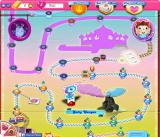 Candy Crush Saga Browser The game map. As you can see, I've gotten a ways in. Upper right is advertising Candy Crush Soda Saga. (Pictures blurred for privacy)