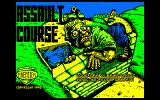 Assault Course: Combat Academy Amstrad CPC Title screen