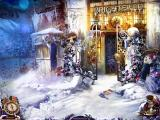 Mystery Trackers: Four Aces (Colector's Edition) iPad Now the gate house is a hidden object area