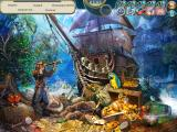 Found: A Hidden Object Adventure iPad Searching the pirate ship