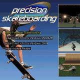 Precision Skateboarding Windows The inlay says the game needs DirectX 7.o but it installs a later version