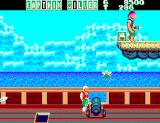 Captain Silver SEGA Master System Get the fairy to shoot stars at enemies