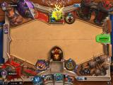 Hearthstone: Heroes of Warcraft iPad Attacking the enemy