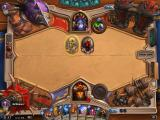 Hearthstone: Heroes of Warcraft iPad The opponent has some defence.
