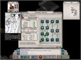 Avernum II: Crystal Souls Windows Leveling up. At each level you'll be able to assign one basic attribute point (on the left) and two skill points. This shows the fighter skill tree.