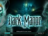 Dark Manor Windows Title and loading screen