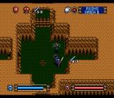Brandish SNES Fighting some demons