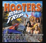 Hooters: Road Trip PlayStation Title screen.