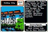 Where in North Dakota is Carmen Sandiego? Apple II Valley City with the Highline Bridge
