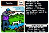 Where in North Dakota is Carmen Sandiego? Apple II Amidon - apparently hunting is a thing there.