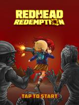Redhead Redemption iPad Title and loading screen