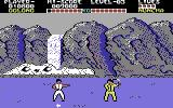 Yie Ar Kung-Fu Commodore 64 Some of your opponents may have weapons