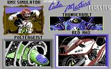 Advanced Pinball Simulator Commodore 64 Loading screen (tape version)
