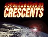 Astrocounter of Crescents DOS Title screen