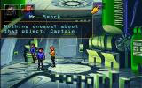 Star Trek: Judgment Rites DOS An alien manufacturing room. (SENTINEL EPISODE)