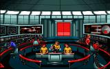 Star Trek: Judgment Rites DOS The bridge of the USS Enterprise. (VOIDS episode)