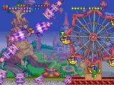 Harmful Park PlayStation Not calm anymore. Released a super attack.
