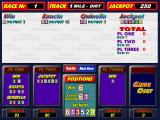 Arcade Horse Racing Windows Player four out of credit