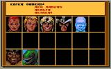 X-Men II: The Fall of the Mutants DOS The lesser of the two combat modes, fortunatley you can select the mode you like best.