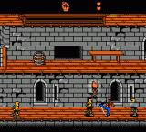 Last Action Hero NES Medieval castle