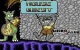 Mouse Trap Commodore 64 Title Screen (US Release)