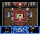 Crystal Beans From Dungeon Explorer SNES The king explains the situation