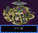 Crystal Beans From Dungeon Explorer SNES World map