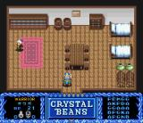 Crystal Beans From Dungeon Explorer SNES In a house